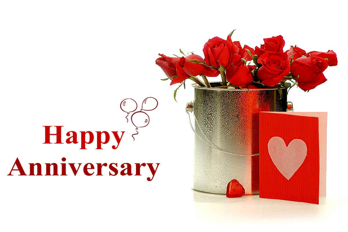 Happy Wedding Anniversary. Awesome Happy Wedding Anniversary Image. #23625