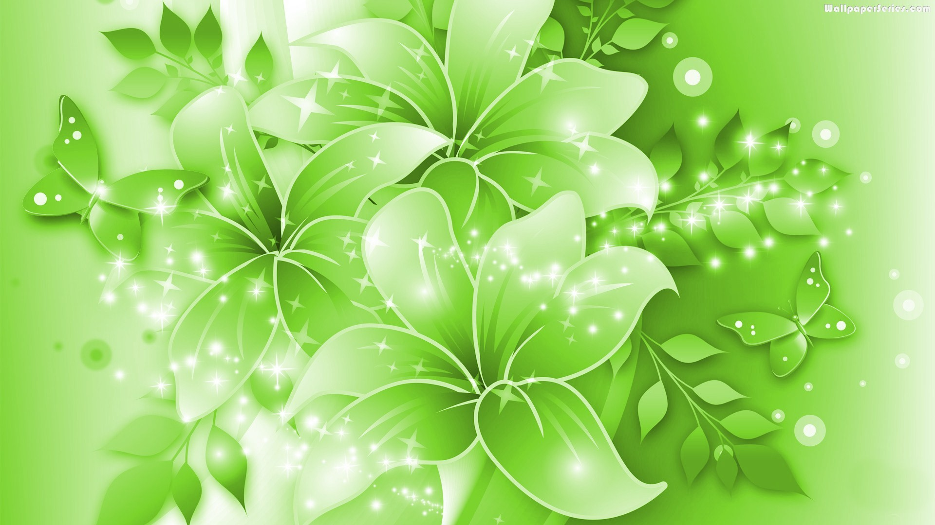 Aviation Wallpaper Iphone X Green Flower Wallpapers Animated Green Flower Image 27161