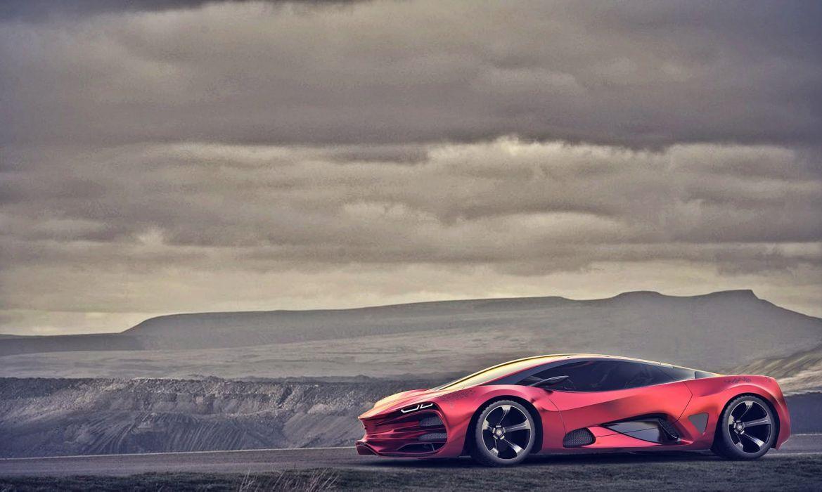 4k Wallpaper Exotic Cars Lada Raven Wallpapers Hd Wallpapers Pulse
