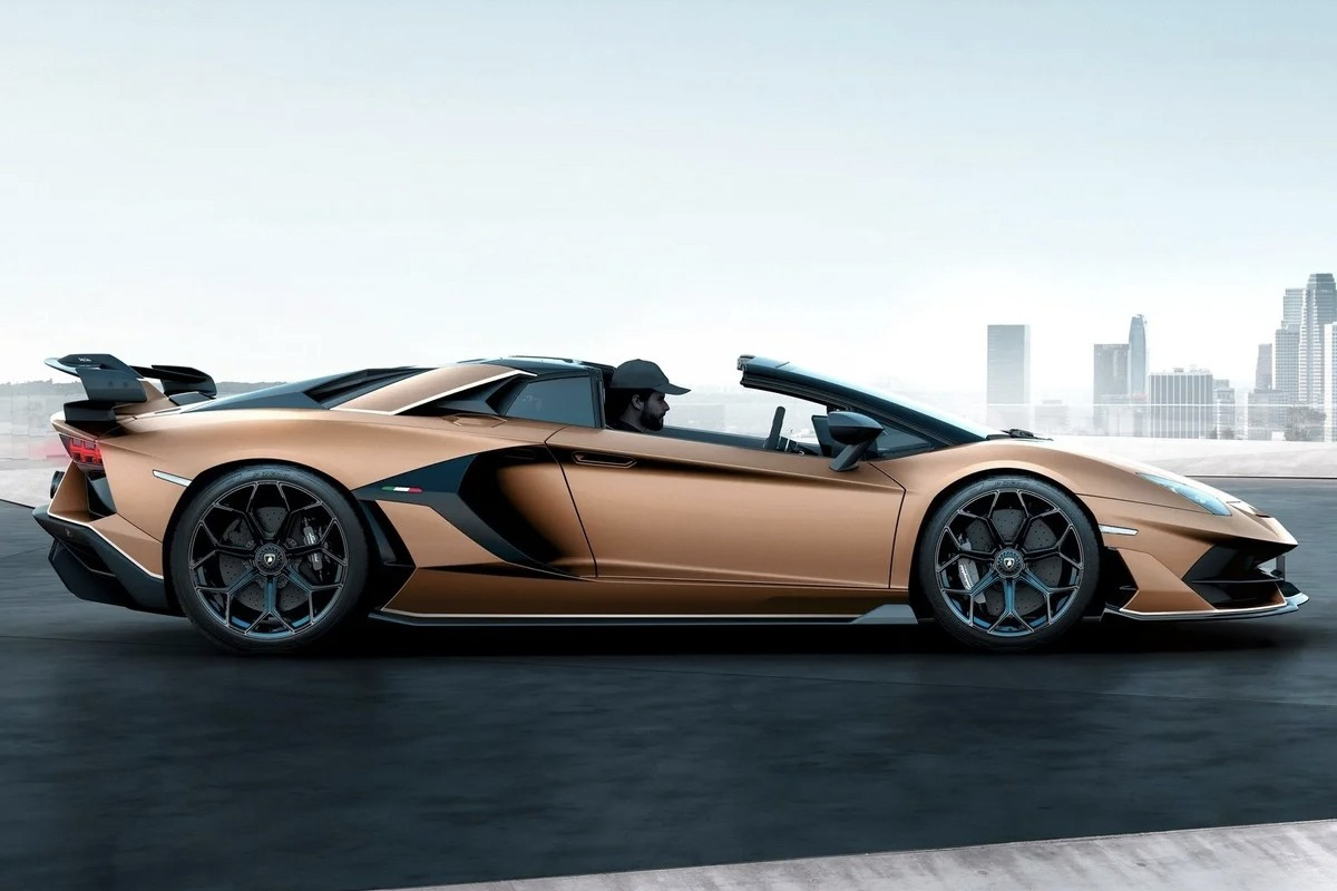 Lamborghini Aventador Svj Roadster Hd Wallpapers Pulse