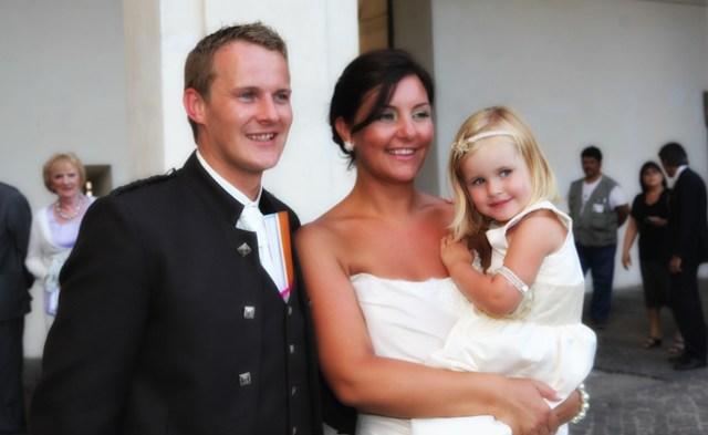 Lauren & Pauls wed