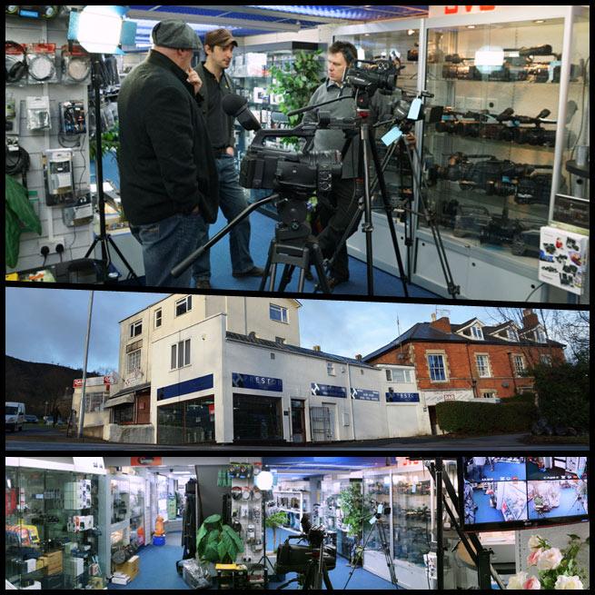 HD Warrior » Blog Archiv » The Canon C300 Open Day at Malvern