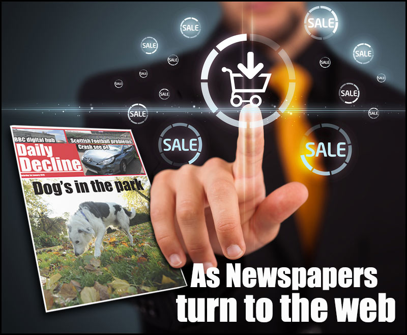Newspapers-turn-to-the-web