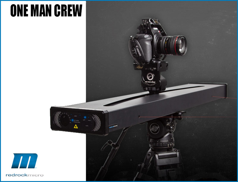 One-man-crew