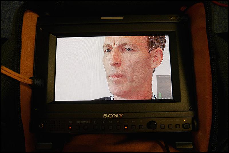 Sony-monitor