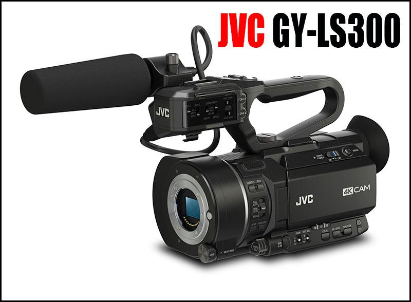 JVC-GY-LS300-4K