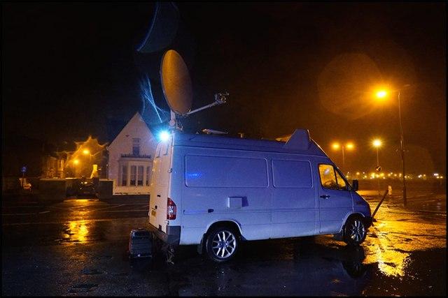 Truck-shot