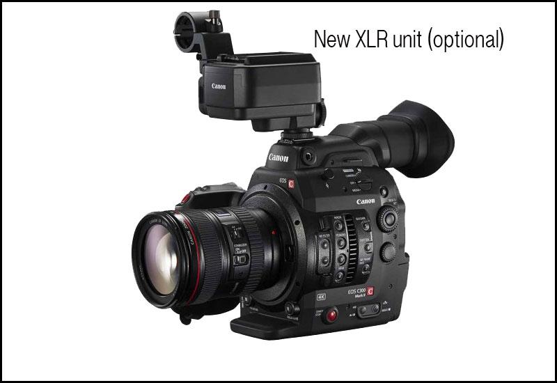 XLR-unit