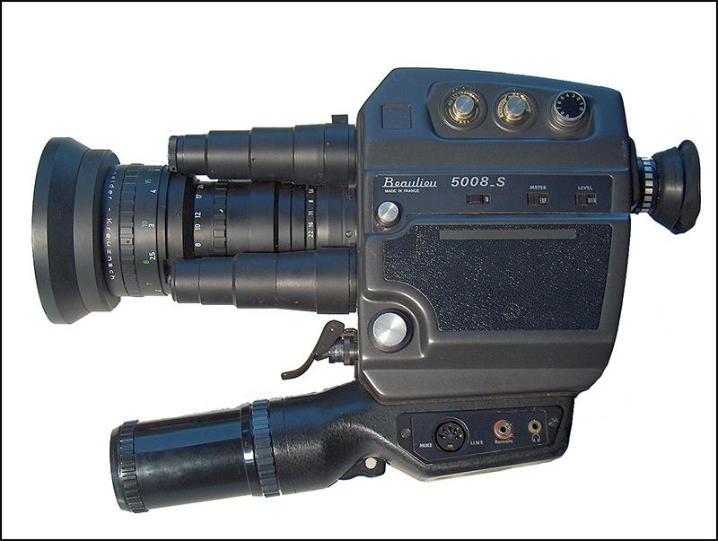 Beaulieu 5008-S copy