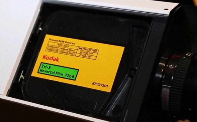 Kodak film 5