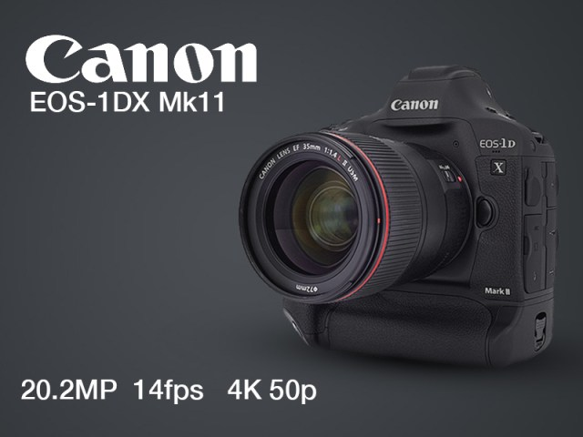 Canon 1DX v2