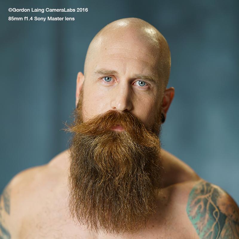 beard 85