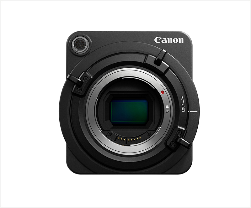 Canon front