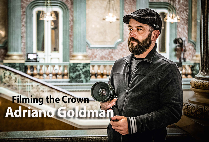 Goldman at Lancaster House: one of the locations for 'The Crown' Gordon Segrove / Press Release