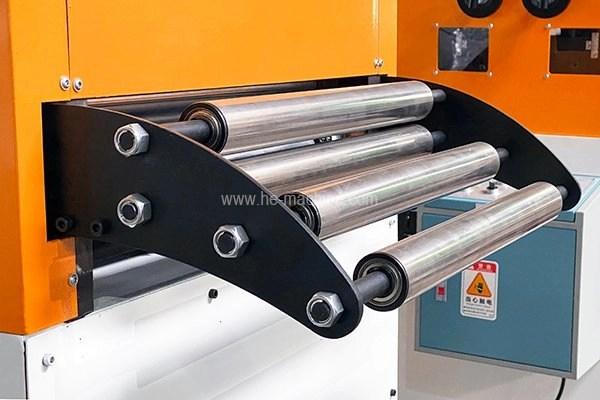 coil inelets of steel straightener machine