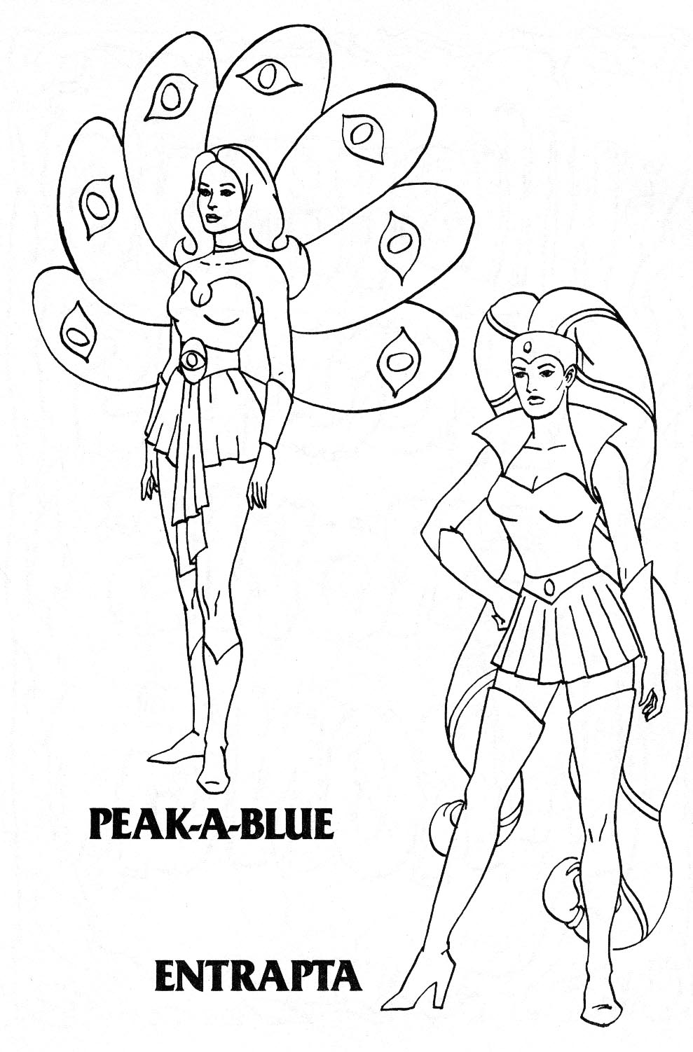 Heman Coloring Pages Coloring Pages