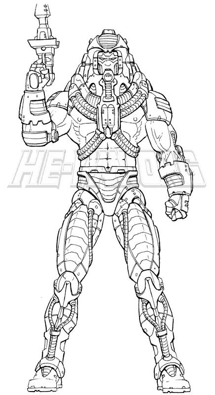 He-Man.org > Toys > Prototypes & Concept Art > Masters of