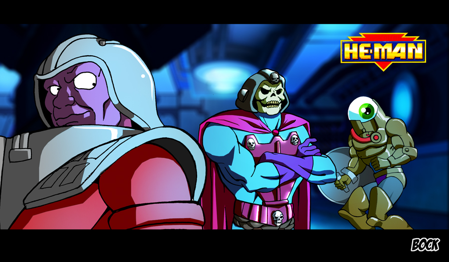 Image result for the new adventures of he-man