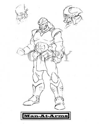 He-Man.org > Cartoons and Features > He-Man and the