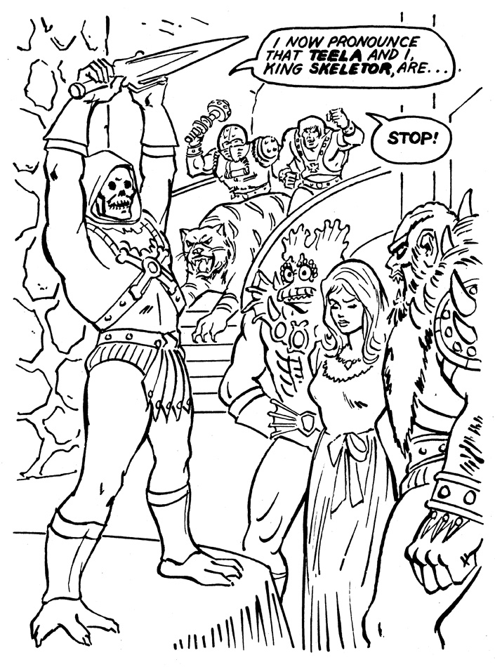 He-Man.org > Resources > Archives > Busta Toons' Blog