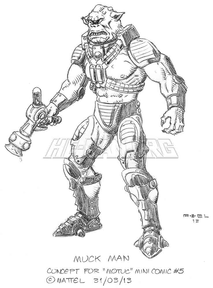 He-Man.org > Resources > Archives > Artwork Archive > MOTU