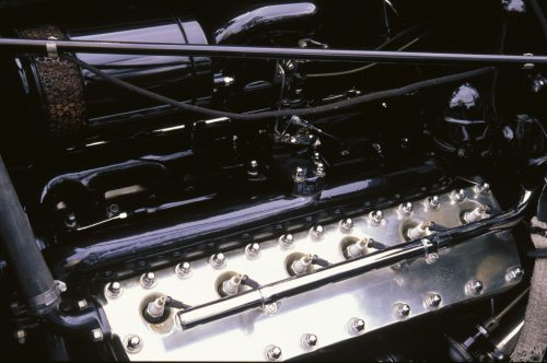 small resolution of 1938 lincoln model k touring coupe v12 engine