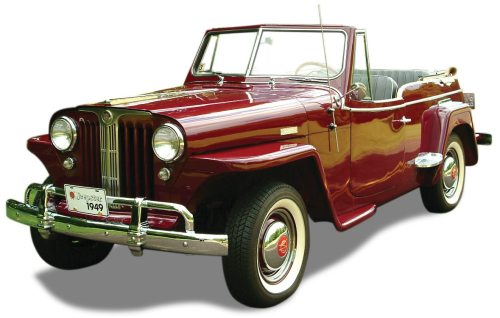 small resolution of 1949 willys overland jeepster top down