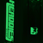 Glow Label Headdies