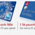 Credit & Charge Card Reviews (7):  Emirates Skywards American Express & Visa