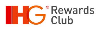 IHG Rewards Club double points