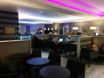 Aspire lounge Edinburgh 7 review