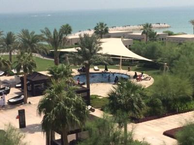 St Regis Doha kids pool