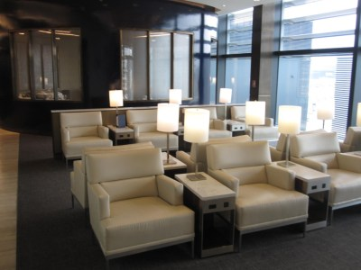 United First lounge Heathrow 9