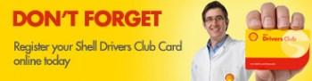Shell Drivers Club 350
