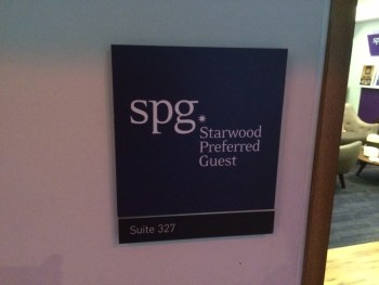 SPG Moments O2 Arena suite 6