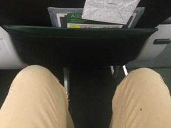 Qatar Airways short haul First Class review