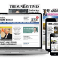 20,000 free Avios with a subscription to The Times & The Sunday Times