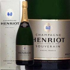 Henriot champange