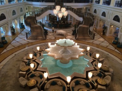 Review Waldorf Astoria Ras Al Khaimah