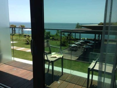 InterContinental Estoril review room balcony