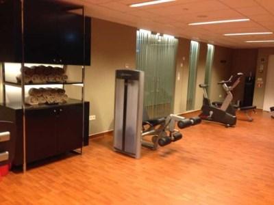InterContinental Estoril review gym 3