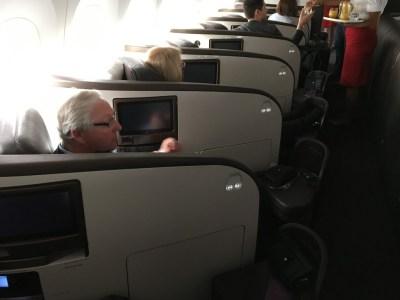 Review Virgin Atlantic Upper Class Boeing 787