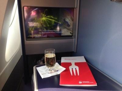 airberlin new york berlin seat screen champagne