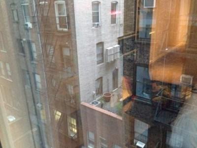 innside melia new york room view