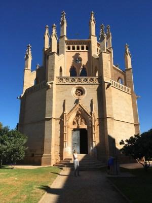 Hilton Sa Torre Mallorca review chapel exterior