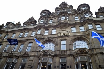 Hilton Edinburgh Carlton open