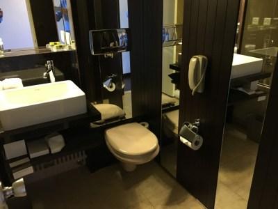 InterContinental Geneva review bathroom