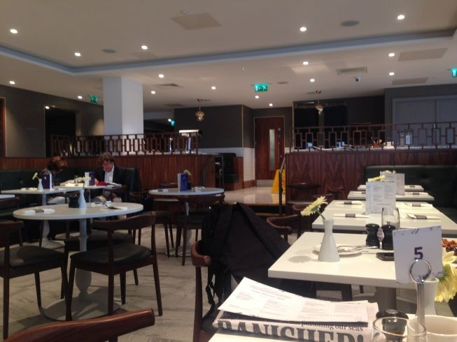 My Review Of The No 1 Lounge Gatwick South