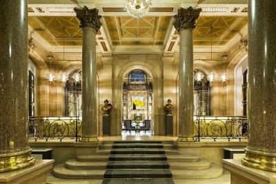 HILTON PARIS OPERA review