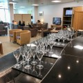 Review of the British Airways Terraces Lounge at Newcastle Airport